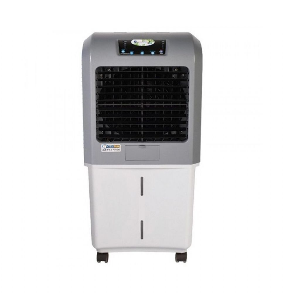 Masterkool iKOOL50 Remote Control Evaporative Cooler With Tough Casters And 45 Liter Tank 240V~50Hz